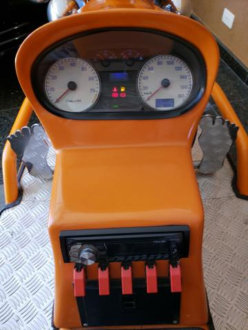 Triciclo Motor AP 1.8 injetado - Foto 7