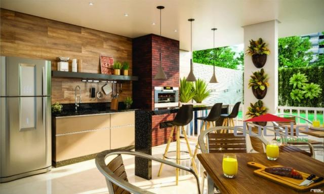 Edifício Monteiro de Lemos. Apartamento com varanda gourmet - Foto 5