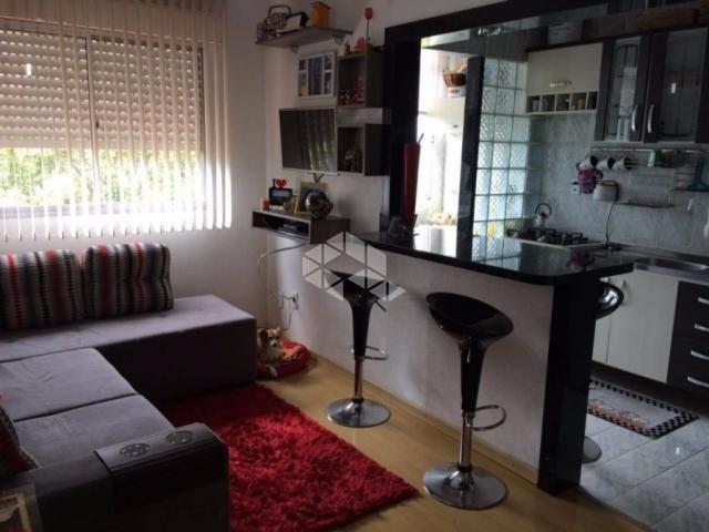 Apartamento à venda com 1 dormitórios em Cristal, Porto alegre cod:AP12090