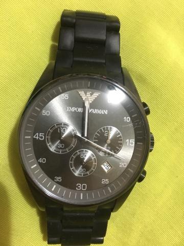 d50d80c36b5 Relógio armani original - Bijouterias