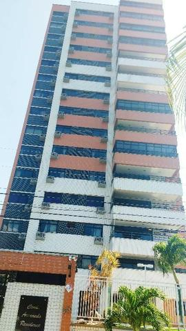 AP0981 Arvoredo Residence, apartamento no Guararapes, 3 suítes, 3 vagas, projetado, 200m²