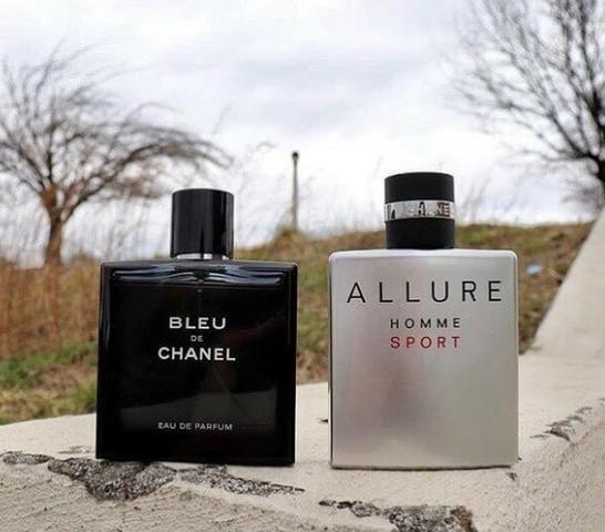 92fbafb021e Bleu Eau de Parfum 100 ml e Allure Chanel EDT 100 ml Whats App 62 9 ...