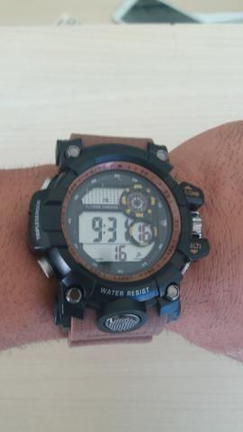 98d6343cded Relógio importado estilo gshock barato - Bijouterias
