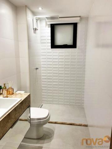Apartamento à venda com 2 dormitórios em Setor bueno, Goiânia cod:NOV236000 - Foto 12