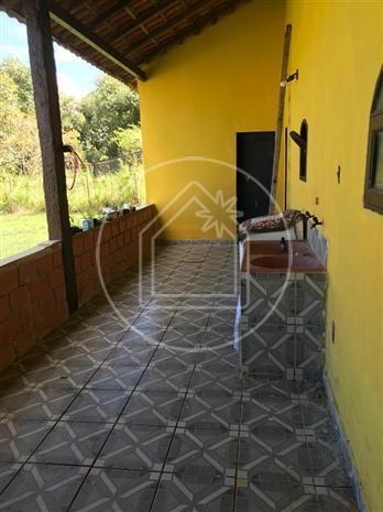Sítio à venda com 4 dormitórios em Caxito, Maricá cod:887377 - Foto 15