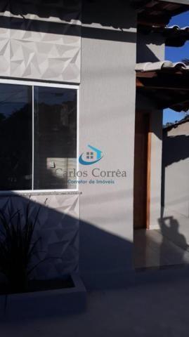 Casa 3 dormitórios para Venda em Itaboraí, Joaquim de Oliveira, 3 dormitórios, 1 suíte, 2  - Foto 2