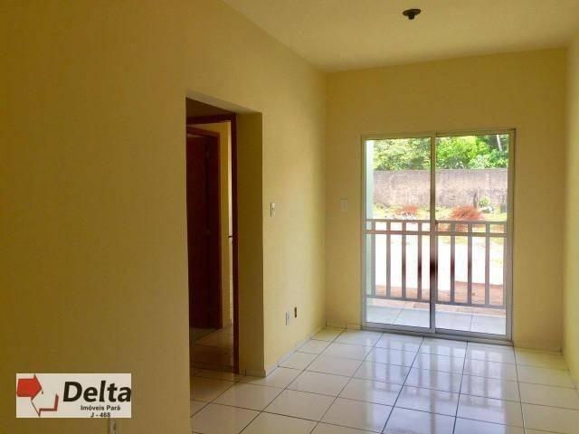 Apartamento com 2 dormitórios à venda, 62 m² por R$ 120.000 - Paricatuba - Benevides/PA - Foto 6