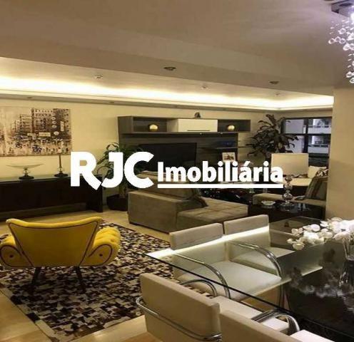 Apartamento à venda com 4 dormitórios em Tijuca, Rio de janeiro cod:MBAP40466 - Foto 8