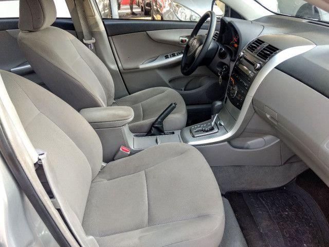 Toyota Corrolla GLI 1.8 Flex Aut  - Foto 10