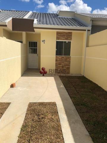 Casa à venda com 2 dormitórios em Tatuquara, Curitiba cod:15644