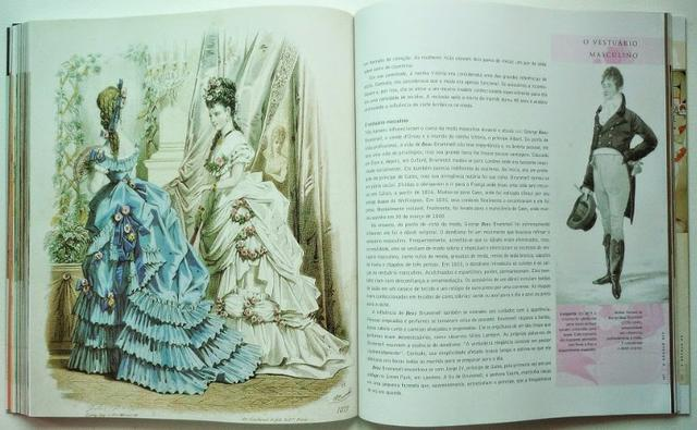 Livro História Da Indumentária E Da Moda - Bronwyn Cosgrave - Foto 4
