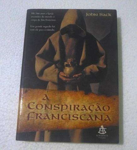 A Conspiração Franciscana - John Sack - Foto 3