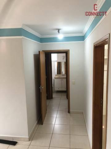 Apartamento com 2 dormitórios para alugar, 73 m² por R$ 1.300/mês - Jardim Botânico - Ribe - Foto 3