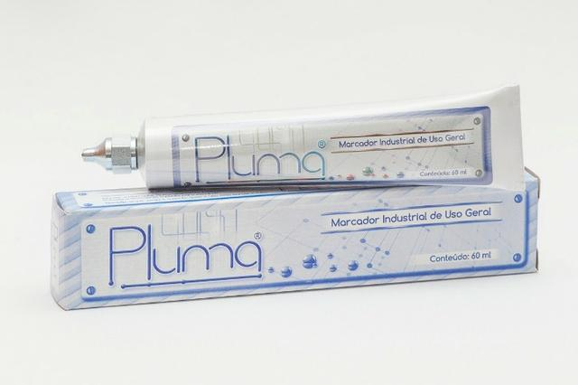 Marcador industrial 3mm e tinta lacre em parafuso - Foto 3