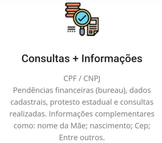 Detetive digital Consultas a partir de R$ 30,00 - Foto 2