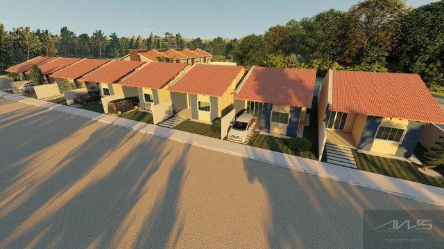 Lindas casas à venda Residencial Arara Azul - Foto 8