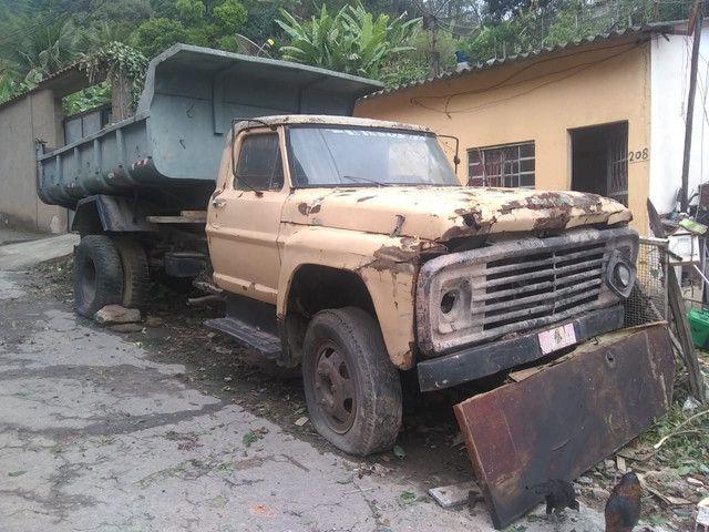 Vendo esse caminhão Ford 1976 - Foto 2
