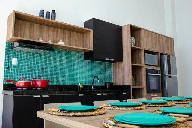 Excelente apartamentos para morar ou investir em muro alto /59m/ 2quartos - Foto 12