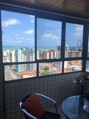 Oportunidade em Tambaú 110m2 3 Qtos +DCE vista belíssima do mar