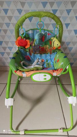 Cadeira vibra e toca - Foto 2