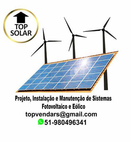 Energia Solar para Mercados ,Supermercado, Academia , Comercio em geral e Residência