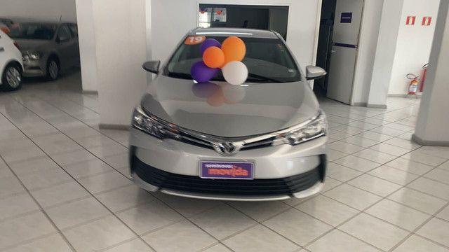 Corolla GLI Upper 1.8 Aut. 2019