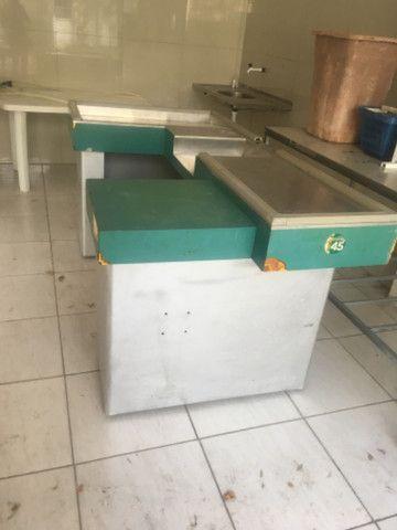 Expositor de carne e caixa - Foto 4