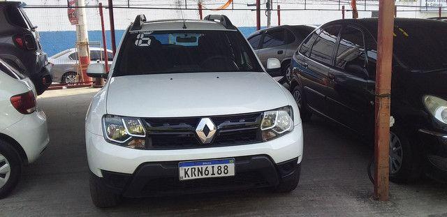 Renault duster  dakar 1.6 4x2 completo ano 2016 - Foto 2