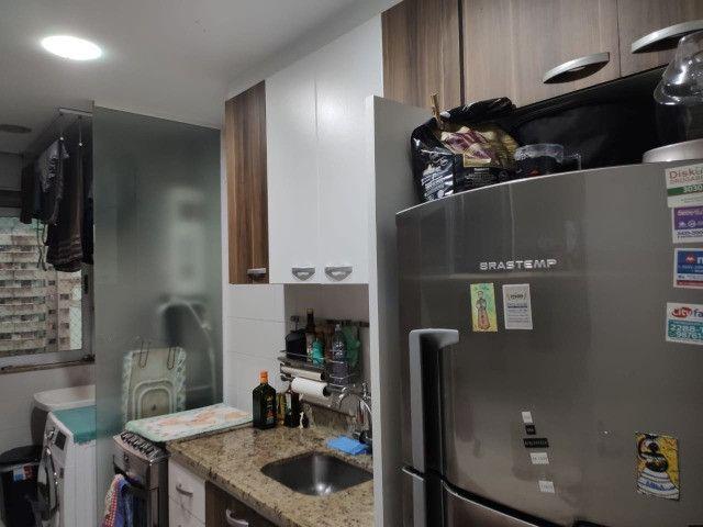 Vila do Pan - 2 quartos - Piso porcelanato !!! 75m² - Foto 2