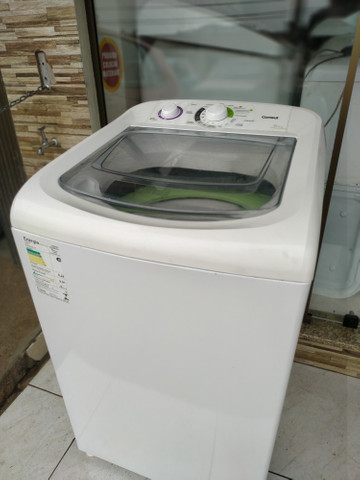 Máquina de lavar usada 8 kg - Foto 3