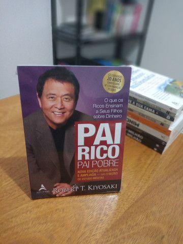 Pai Rico Pai Pobre - Livro novo