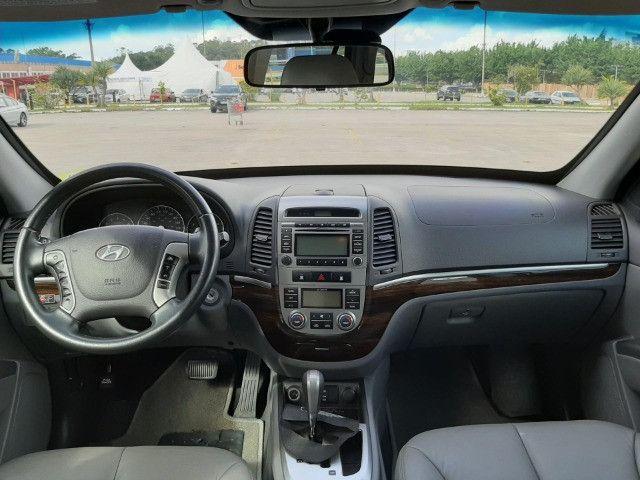Hyundai Santa Fe GLS 3.5 2011 - R$46.447 - Foto 10