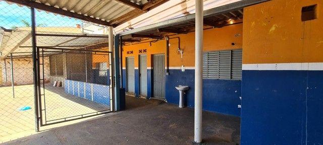 Alugo ou vendo- Barracão com pátio grande, no Jd. Novo Bongiovani em P. Prudente- SP - Foto 7