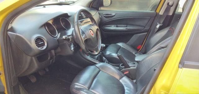 Fiat Bravo 1.8 Flex C/Entrada+48x669 Fixas - Foto 9
