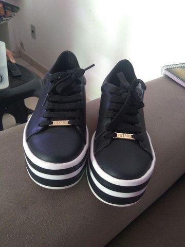 Sapato Vizzano semi novo - Foto 2