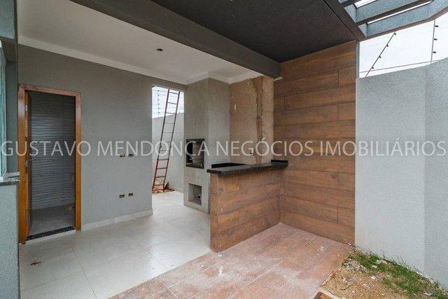 Linda casa nova no bairro Rita Vieira 1 - Alto padrão de acabamento e em excelente localiz - Foto 4