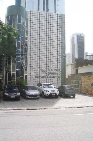Sala para alugar, 30 m² por R$ 1.343,00/mês com taxas - Boa Viagem - Recife - Foto 7
