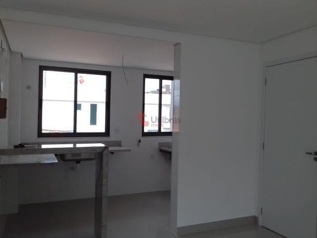 Cobertura à venda, 2 quartos, 1 vaga, Santa Branca - Belo Horizonte/MG - Foto 5