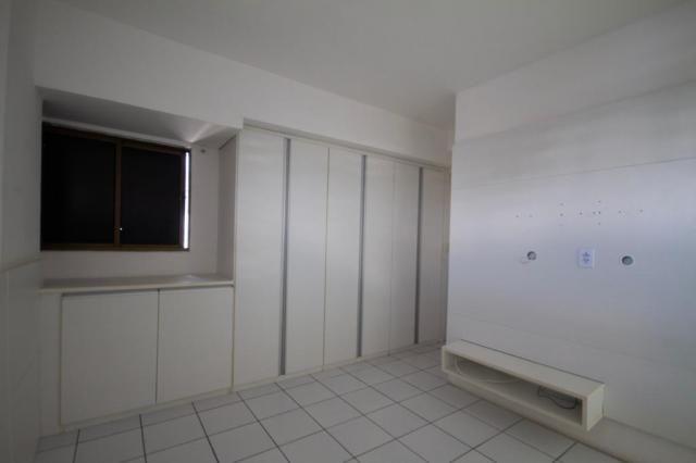 Apartamento com 3 quartos para alugar, 114 m² por R$ 3.760/mês - Boa Viagem - Recife/PE - Foto 17