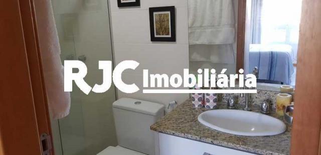 Apartamento à venda com 3 dormitórios em Tijuca, Rio de janeiro cod:MBAP32623 - Foto 7