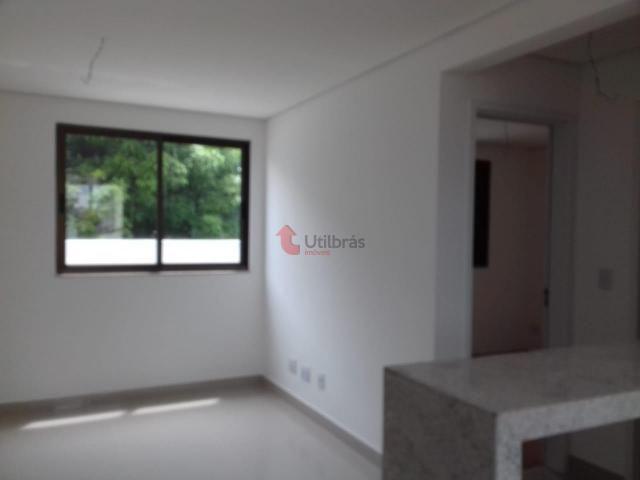 Cobertura à venda, 2 quartos, 1 vaga, Santa Branca - Belo Horizonte/MG - Foto 8
