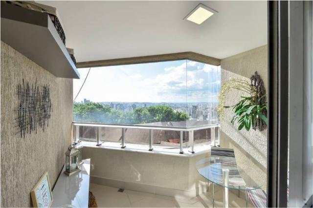 Apartamento à venda, 3 quartos, 1 suíte, 2 vagas, São Lucas - Belo Horizonte/MG - Foto 2