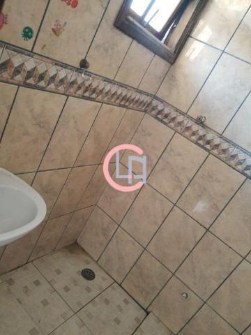 Sobrado para aluguel, 4 quartos, 1 vaga, Parque Oratório - Santo André/SP - Foto 18