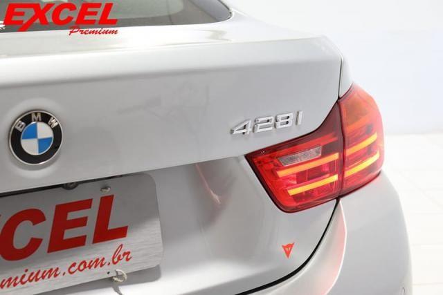 BMW 428i 2.0 M SPORT GRAN COUPE 16V GASOLINA 4P AUTOMÁTICO - Foto 16