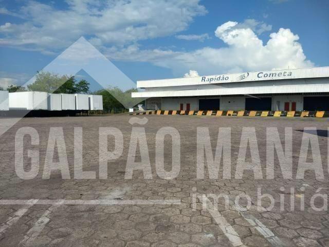 Galpão Manaus - 2.509 m² - Avenida Autaz Mirim - GML28 - Foto 3