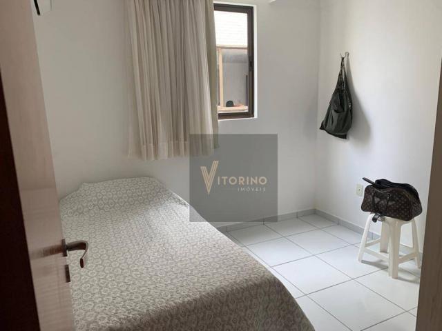 Apartamento com 3 quartos sendo 1 suíte, 76m², no Bessa - Foto 12