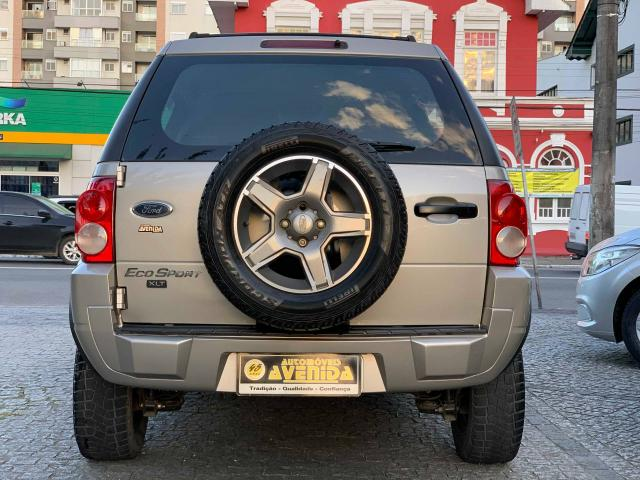 ECOSPORT 2008/2008 1.6 XLT FREESTYLE 8V FLEX 4P MANUAL - Foto 6