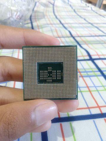 Vendo memória ram de 4gb e 2gb e processador core i7 720QM - Foto 5