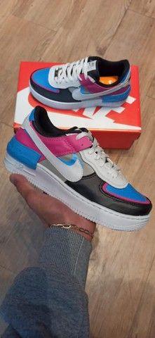Tênis Nike Air Force One Shadow - $200,00 - Foto 3