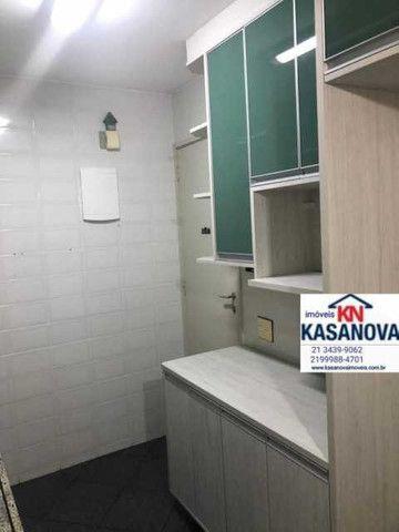 KFAP30373 - Paissandu 3 quartos com 1 vaga escritura - Foto 8